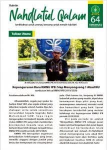 "Nahdlatul Qolam merupakan buletin 2 mingguan Keluarga Mahasiswa Nahdlatul Ulama Institut Pertanian Bogor (KMNU IPB).Nahdlatul Qolam ed 64[pdf-embedder url=""https://kmnuipb.or.id/wp-content/uploads/2019/11/NQ-64-1.pdf"" title=""NQ 64""]Jangan Lupa share!OPEN SPONSORSHIP089647724003"