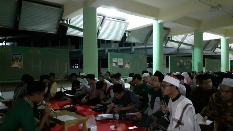Mahasiswa IPB Peringati Maulid Nabi bersama KMNU